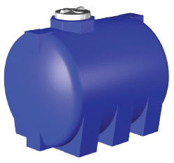 Kunststoffbehälter für wasser